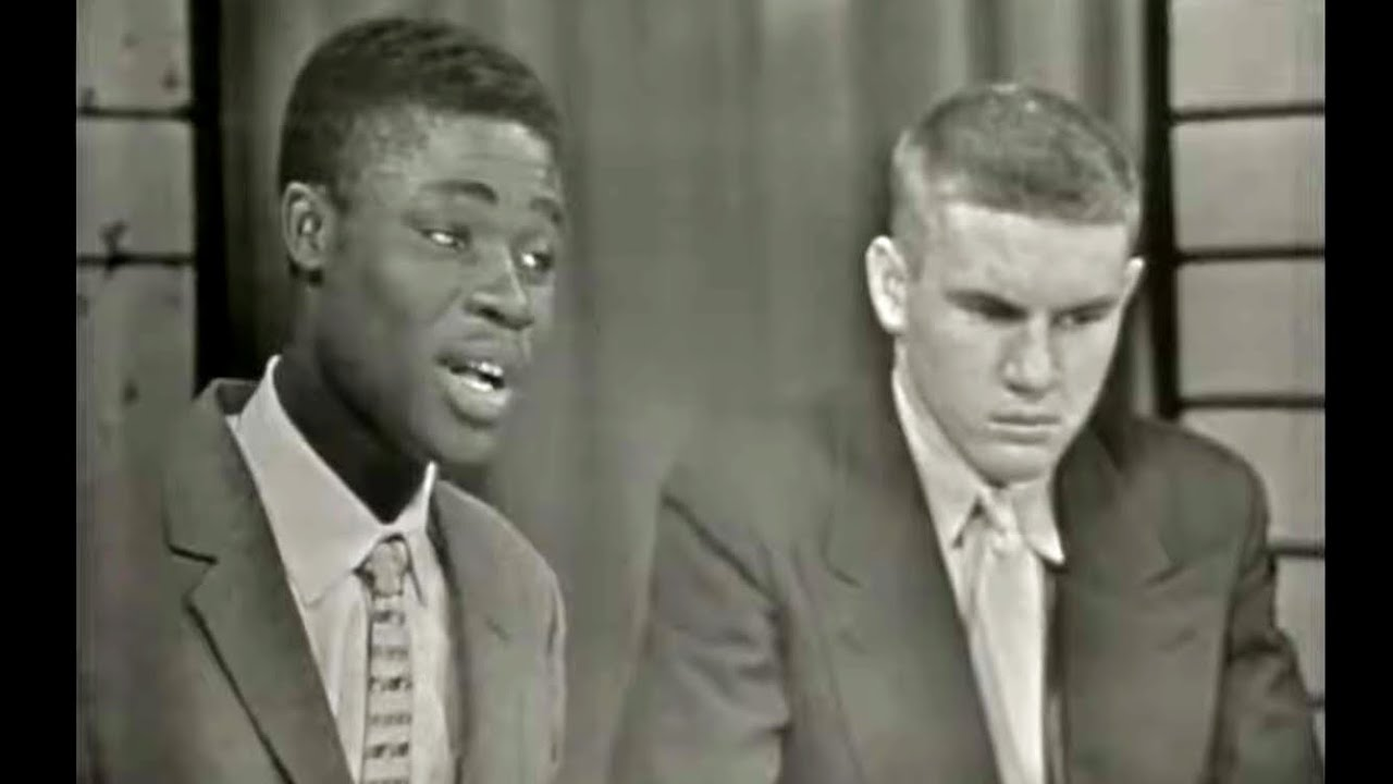 Download 1956 High School Exchange Students Debate on Prejudice (1). Nigeria, Ethiopia, Ghana, South Africa