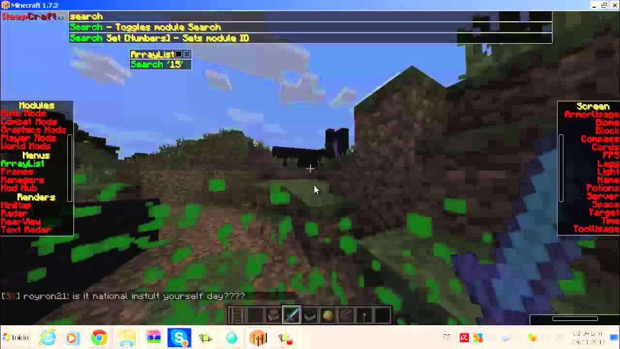 Minecraft Weepcraft 1.7.2 UPDATED NOVEMBER 2013 - YouTube