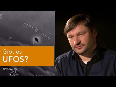 Unbekannte Objekte auf dem Radar: Gibt es UFOs?