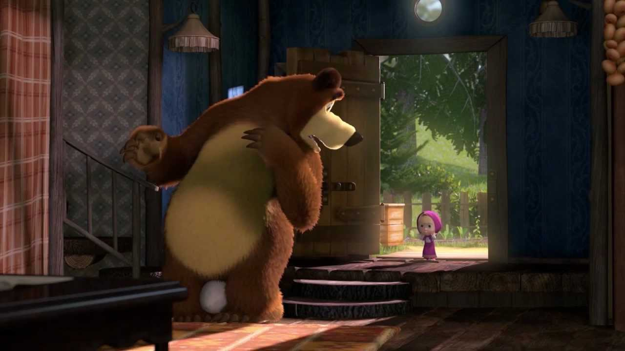 Смотреть мультик маша и медведь занимаются сексом
