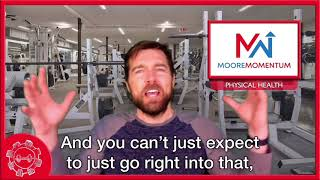 5 Core Life - Will Moore - Boosting Physical Activity During COVID-19
