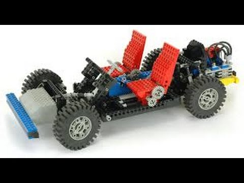 Lego Technic 8860 Building Instructions Year 1980 Youtube