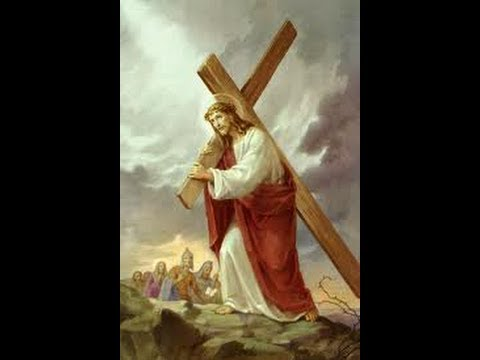 The Most Holy Rosary - The Sorrowful Mysteries - YouTube