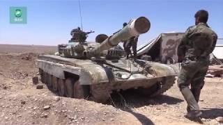 Военная обстановка в Сирии. Итоги недели 8 – 14 июля