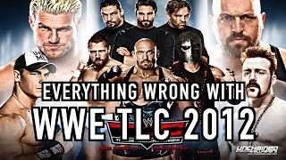Episode #271: Everything Wrong With WWE TLC 2012