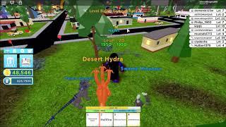 ROBLOX God Simulator: All Powerful Hades