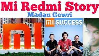 Mi Redmi Story | Tamil | Xiaomi | Business | Madan Gowri