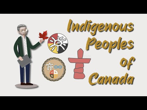 ESL - Indigenous People Of Canada (First Nations, Inuit And Métis)