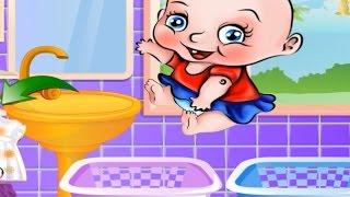 NEW Игры для детей—Disney Принцесса Уход за ребенком—Мультик Онлайн видео игры для девочек