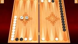 видео играть бесплатно в длинные нарды