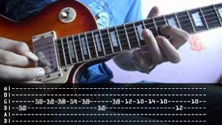 Black Veil Brides - Knives and Pens (Cover and tabs)
