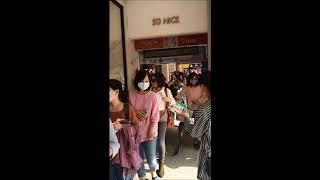 1108 SOGO周年慶專刊排隊人潮