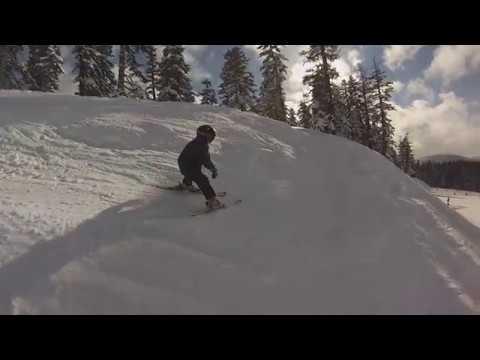Lucas Cain killing Lake Tahoe's Sierra-at-Tahoe | Age 6