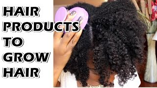 Hair Care Product Tips to Grow Hair | Vanity Planet