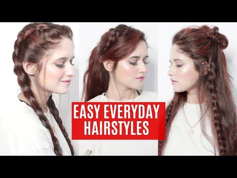 4-easy-hairstyles-for-college-&-school-girls-|-anukriti-lamaniya