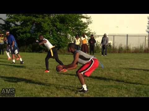 Flag Football Pro-Bowl (Highlights)