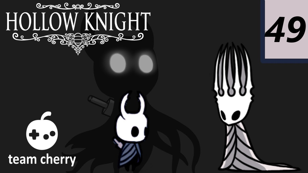 The White Palace Pt  II: The Court of the Pale King - Hollow Knight Blind  Ep  49
