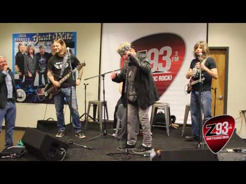 Z93 presents Jack Russell's Great White!
