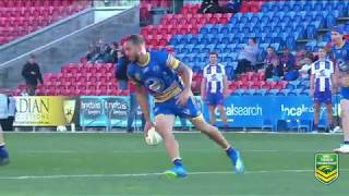 Men's highlights - NRL Touch Premiership rounds 3 & 4