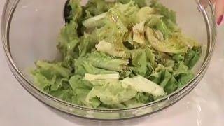 Салат из физалиса
