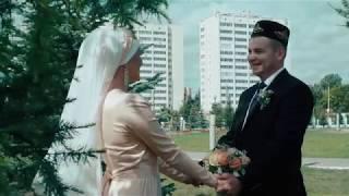 Никах Ришата и Камилы в Казани. Фотодрайв. Свадьба