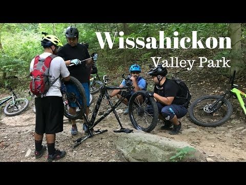 MTB| Wissahickon can beat you up