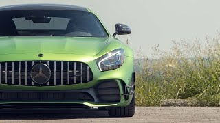 2018 Mercedes AMG GTR // Green with Envy