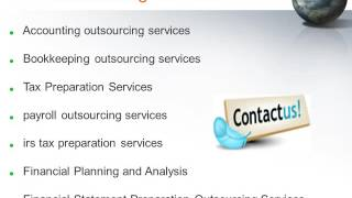 CPA and Accounting Outsourcing Services