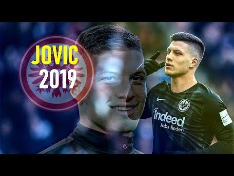 Luka Jovic 2019 - Goalmachine - Insane Goals Power & Skills - Eintracht Frankfurt