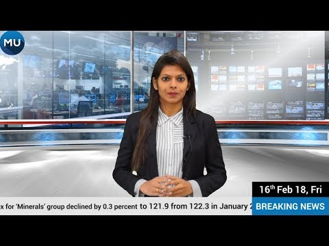 WPI For Metals In January 2018 | Freeport Awaits Approval For Extending Copper Exports