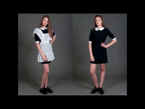 Школьная форма от российского производителя коллекция
