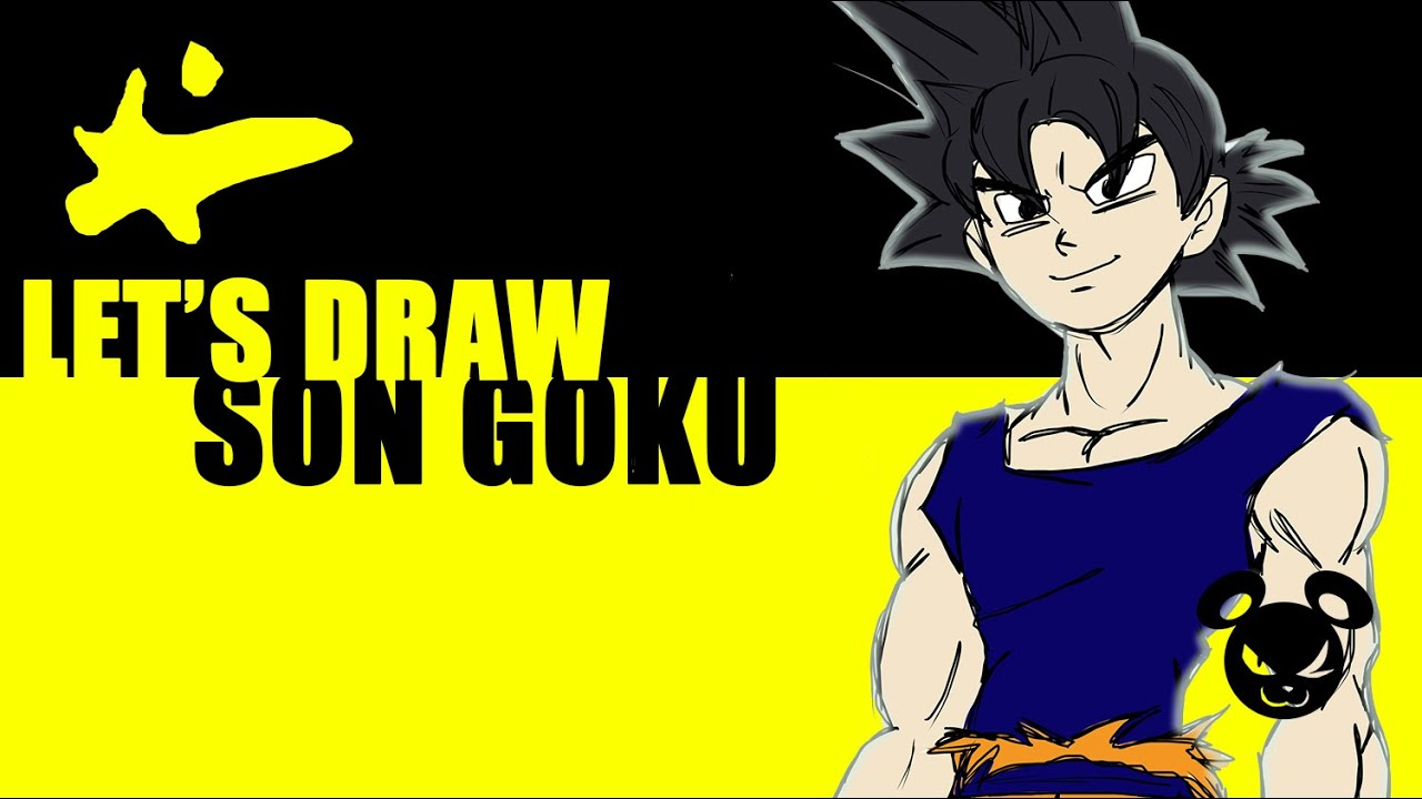 New Quick Draw of Son Goku