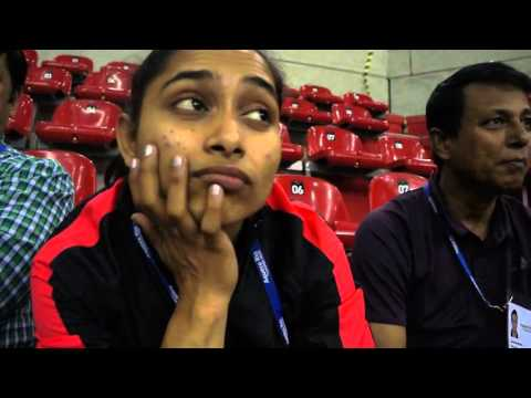 Interview with Dipa Karmakar IND