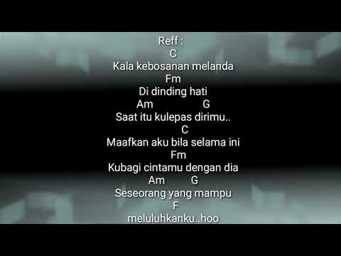 EVOLUTION (Evo) - TERLALU LELAH | CHORD GUITAR | LYRICS