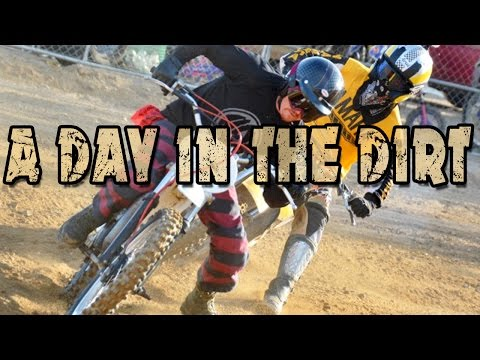 A Day in the Dirt / YZ400 / MotoGeo Adventures