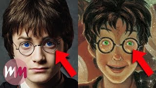 Top 10 Crazy Facts You Didn't Know About the Harry Potter Movies