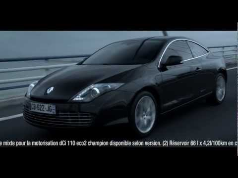 "Publicité Renault Laguna - ""Imported from France"" 60s"