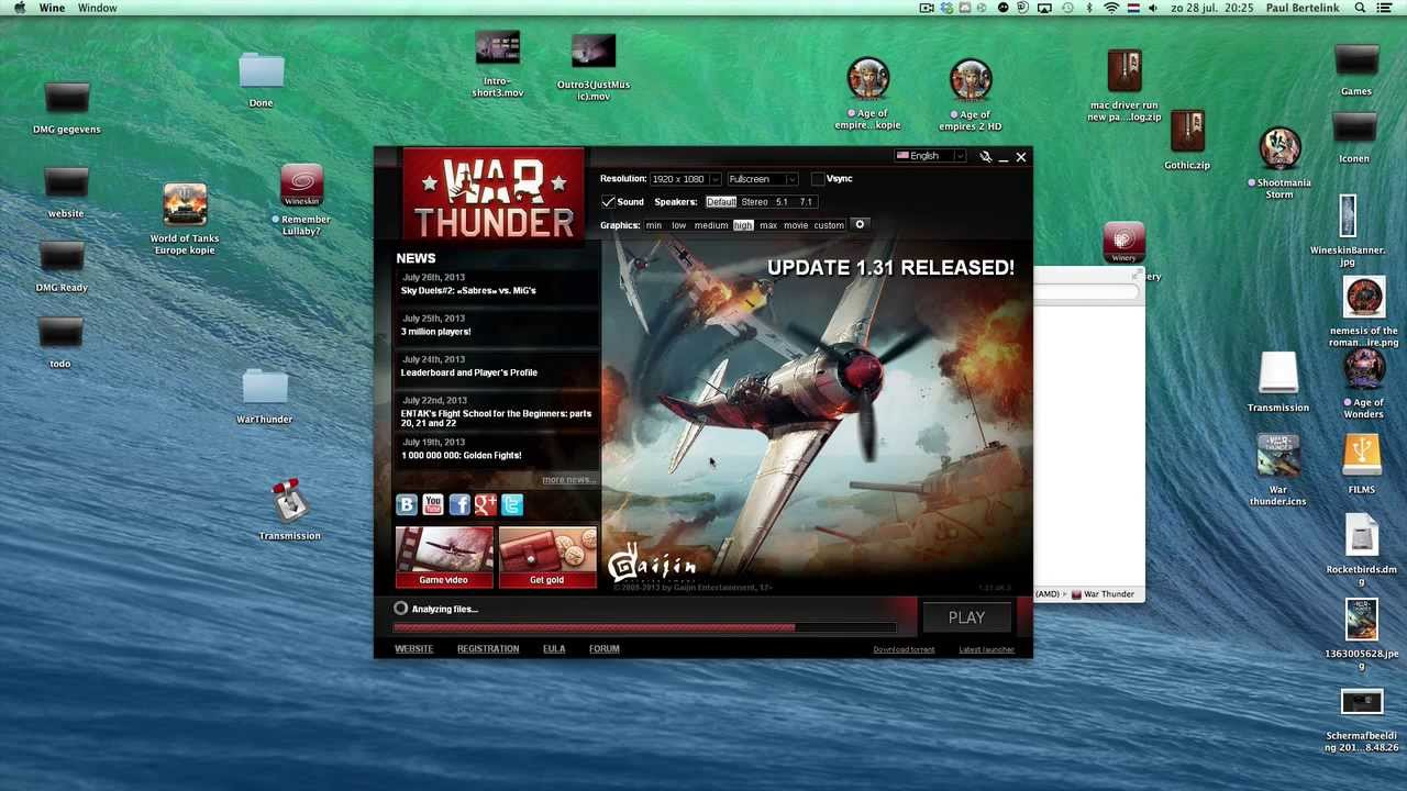 Why Mac Trash Can not Uninstall War Thunder Completely?