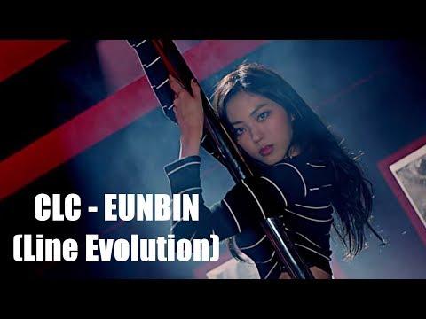 CLC - EUNBIN (Line Evolution)