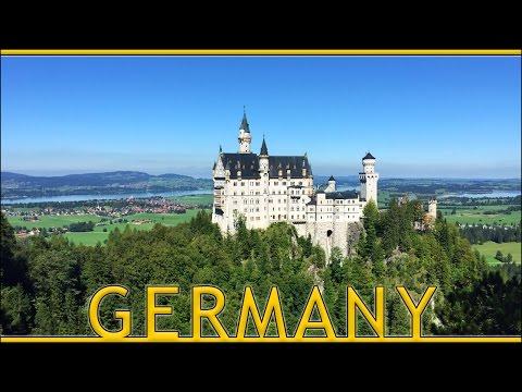 Backpacking Bavaria - Germany [HD]