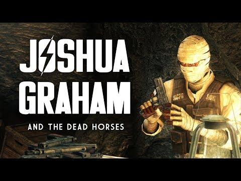 Honest Hearts 02 - Joshua Graham & The Dead Horses - Fallout New Vegas Lore