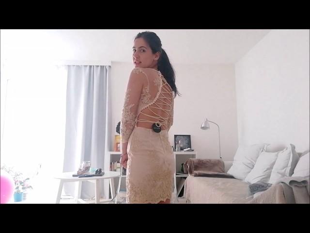 Φιόνα από το estyle.gr: Δοκιμάζω φόρεμα από το SHEIN # 08/03/2019 HAUL