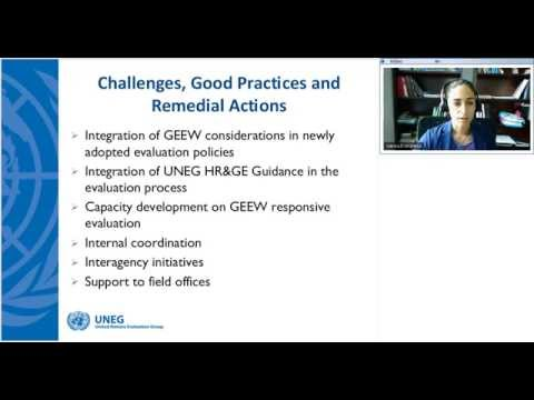 UN SWAP Evaluation Performance Indicator UNEG Member Results for 2014