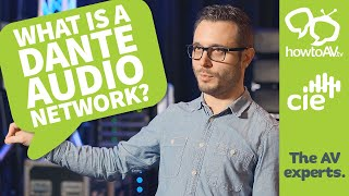 How does Dante Audio work?
