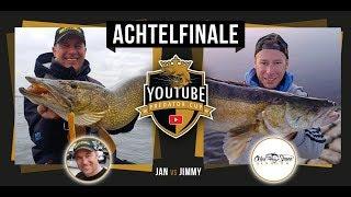 Jan Pusch vs Jimmy Gläßer   Achtelfinale #YouTubePredatorCup2019