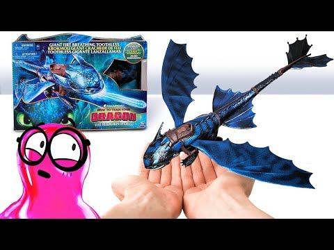 Abra a Caixa Conosco  Como Treinar o Seu Dragão: Os Brinquedos do Mundo Oculto