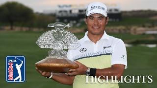 Highlights | Hideki Matsuyama wins back-to-back at Waste Management
