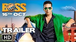 BOSS Official HD Trailer | Akshay Kumar | BOSS 2013