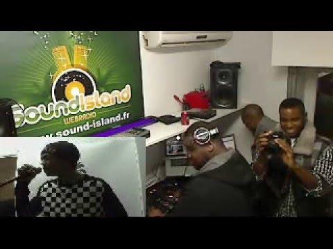 Dj Mike KillaH reçoit Magic ft Magic sur Sound Island Radio