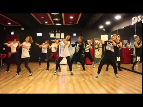 Ailee - Don't Touch Me (mirrored dance pratice)